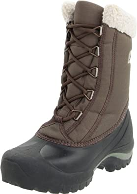 Sorel Women's Cumberland NL1436 Boot,Dark Tundra,5 M