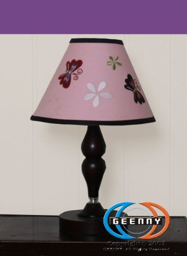 Geenny Cf-2057-L Daisy Garden Lamp Shade Only Without Base