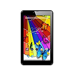 Lava Ivory Plus Tablet (16GB, WiFi, 3G, Voice Calling), Black
