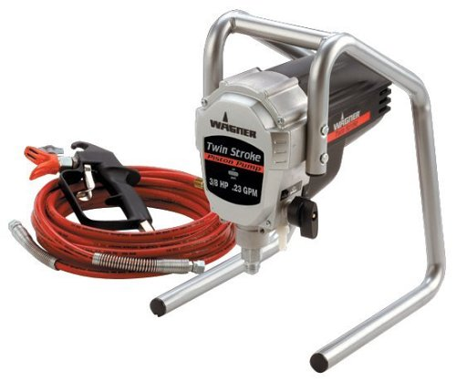 Wagner Power Products 9140S 1/2 HP Twin Stroke Piston Pump