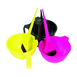 color trak Color Trak Caddy, Pink, Black and Yellow