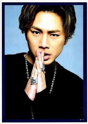三代目 J Soul Brothers A3サイズ ラミネートポスター Type,10004 【登坂広臣】