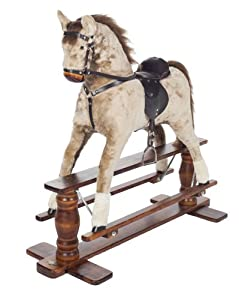 Brand New LUXURIOUS VERY LARGE Rocking Horse
