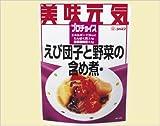 プロチョイス えび団子と野菜の含め煮