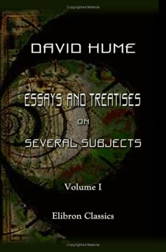 Essays and treatises