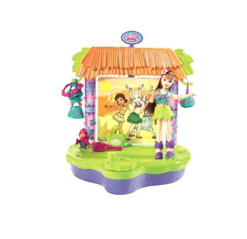Polly Pocket Dance 'N Groove: Hula-Licious Kerstie - Buy Polly Pocket Dance 'N Groove: Hula-Licious Kerstie - Purchase Polly Pocket Dance 'N Groove: Hula-Licious Kerstie (Mattel, Toys & Games,Categories,Dolls)