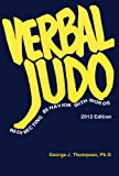 img - for Verbal Judo: Redirecting Behavior with Words book / textbook / text book