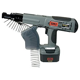 Senco DS275-18 Cordless Collated Screwdriver