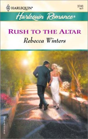 Image for Rush to the Altar