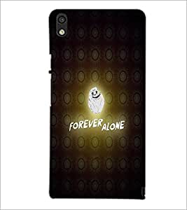 PrintDhaba Quote D-3877 Back Case Cover for HUAWEI ASCEND P6 (Multi-Coloured)