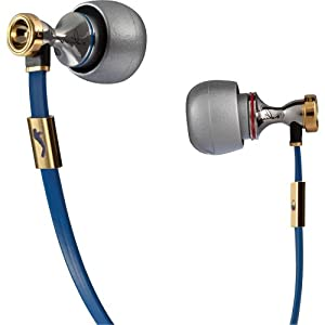 Miles Davis Trumpet High Performance In-ear Headphones (Discontinued by Manufacturer)