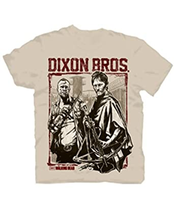 Walking Dead - Dixon Bros T-Shirt