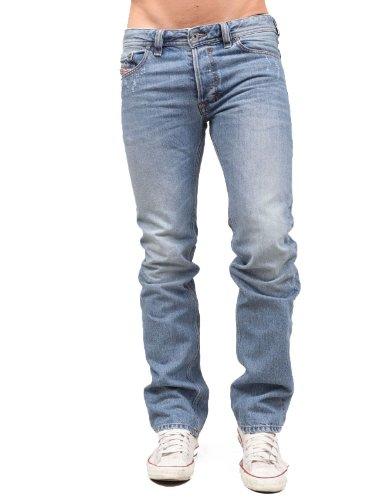 Diesel Safado Ri8k Skinny Blue Man Jeans Men - W33 L32