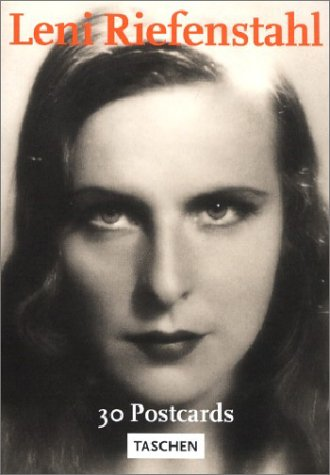 Leni Riefenstahl (Postcard book, 30 detachable postcards)