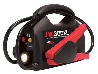 Clore JNC300XL 'Jump-N-Carry' 900 Peak Amp Ultraportable 12-Volt Jump Starter with Light