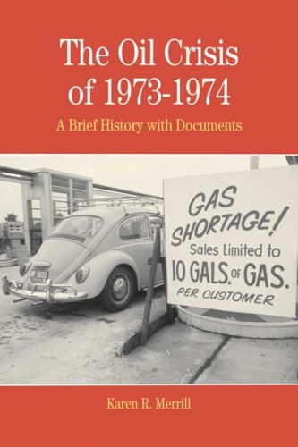The Oil Crisis of 1973-1974: A Brief History with...