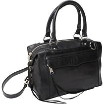 Hot Sale Rebecca Minkoff Mab Mini H403E001 Shoulder Bag,Black,One Size