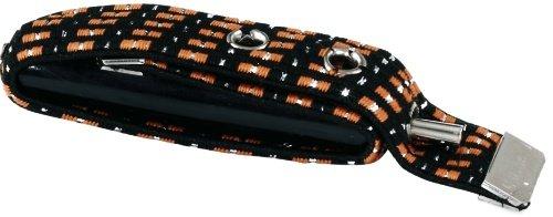 Fire & Stone Elastic Universal Kapodaster (Elastic Capo Gewebeband mit 3 Verstellösen, Universalmodell Breite 60mm)