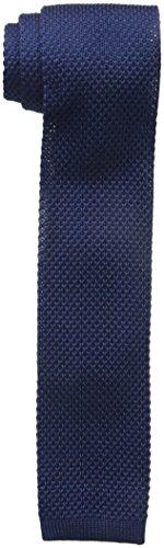Tommy-Hilfiger-Mens-Solid-Knit-Slim-Tie