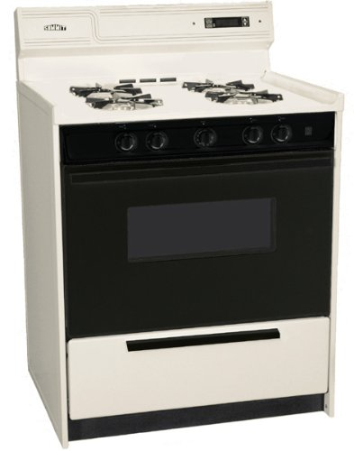 SNM2307CDK-30-Freestanding-Gas-Range-with-Manual-Clean-Black-Glass-See-Thru-Door-Electronic