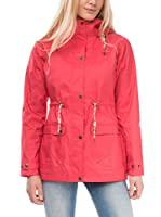 Lighthouse Chaqueta Impermeable (Rojo)