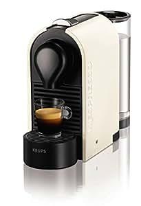 Nespresso XN250140 U Coffee Machine by Krups - Pure Cream