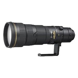 Nikon 500mm f/4.0G ED VR AF-S SWM Super Telephoto Lens for Nikon FX and DX Format Digital SLR