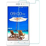 Azzil Tempered Glass 2.5D Curved Edge 9H Hardness Screen Protector For Lava A89