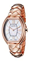 Valentino Liaison Rose Gold Plated Steel Womens Dress Watch