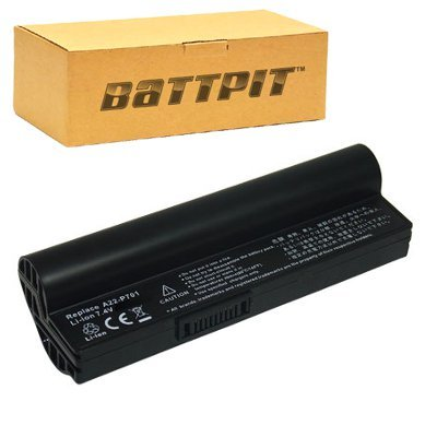 Battpitt™ Laptop / Notebook Battery Replacement for Asus Eee PC 701 (6600mAh / 49Wh) (Ship From Canada)