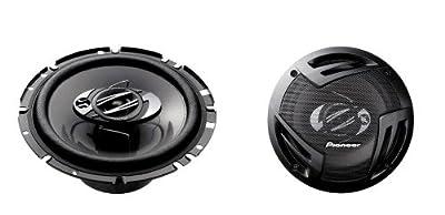 Pioneer TS-A1703I 17cm 4 Ohm Drei-Wege Koaxial-Einbaulautsprecher, 240W maximale Belastbarkeit von Pioneer Electronics Deutschland GmbH auf Reifen Onlineshop