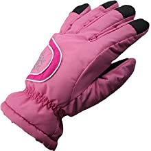 UZZO84822014 Newest Women Ladies Thinsulate Lined Extra Warm Thermal Padded Waterproof Windproof Win