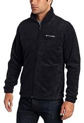 Columbia Men's Tall Steens Mountain Front-Zip Fleece Jacket