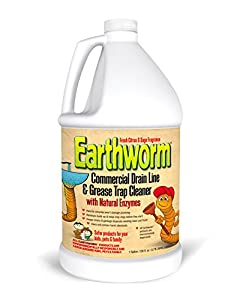 Amazon Com Earthworm 174 Commercial Drain Line And Grease