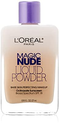 L'Oreal Paris Magic Nude Liquid Powde…