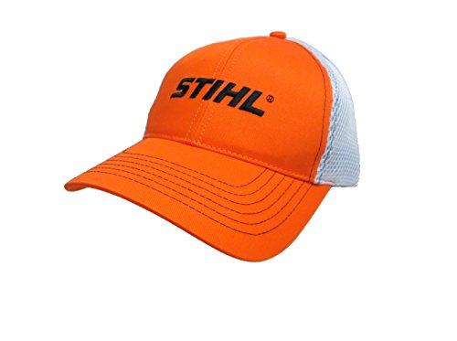 mens-stihl-hat-cap-orange-white-8401003
