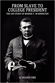 Booker t washington was the head of the