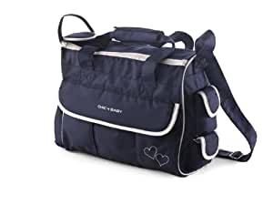 Amazon.com : Chic 4 Baby 40559 - Sac à langer luxury - bleu marine