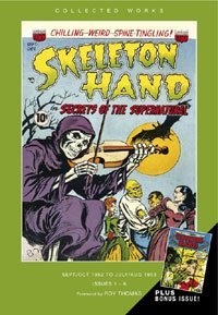 Skeleton Hand 1952-1953: v. 1: American Comic Groups Collected Works by Various (2012-10-01)