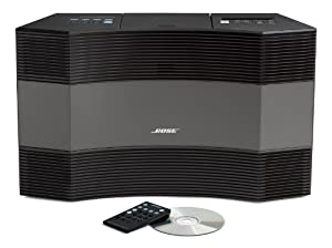 bose acoustic wave music system ii graphite gray. Black Bedroom Furniture Sets. Home Design Ideas