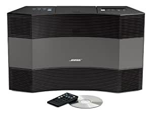bose acoustic wave music system ii graphite. Black Bedroom Furniture Sets. Home Design Ideas