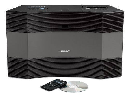 bose acoustic wave music system ii graphite gray review. Black Bedroom Furniture Sets. Home Design Ideas