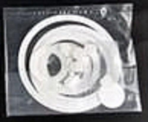 Trumpeter Plastic Rings/Circles (30mm-80mm) & Disc (1mm-20mm) Set - 1