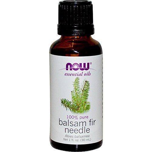 Now Foods, Essentials Oils, Balsam Fir Needle, 1 fl oz (30 ml)(pack of 2)