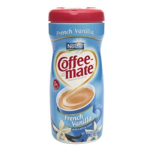 Coffee-Mate Coffee Creamer, French Vanilla 15 Oz
