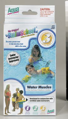 Aqua Leisure Water Muscles front-274257
