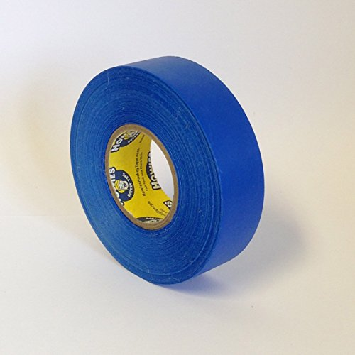 2-Rollen-Howies-Schienbeinschoner-blau-Socken-Klebeband-24-mm-x-30-m-Ice-Hockey-Street-Inline-Skate