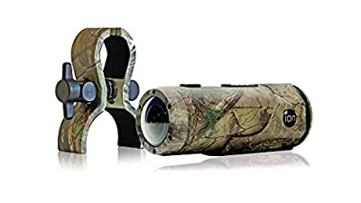 iON CamoCam Realtree Xtra® Texture Camouflage HD Video Camera