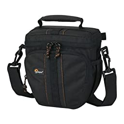 Lowepro LP36236 Adventura TLZ 25 Top Loading Bag for DSLR Kits (Black)