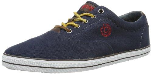 bugatti-f48086-sneakers-basses-homme-bleu-navy-423-43-eu